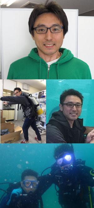 青木 元男(アオキ モトオ))